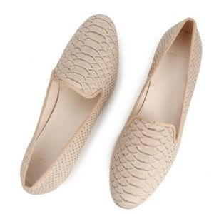 Cole Haan Sabrina snake loafers 7.5 shoes